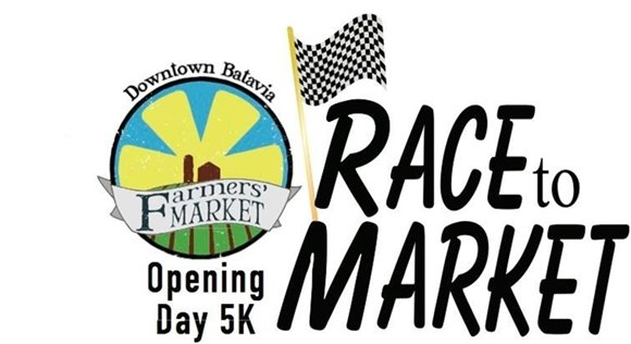 Race to market 5K logo