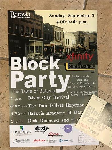 Batavia Block Party