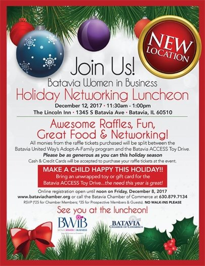 Batavia Women in Business Networking Luncheon