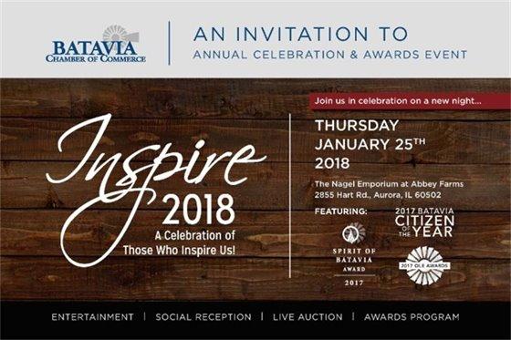 Batavia Inspire Award