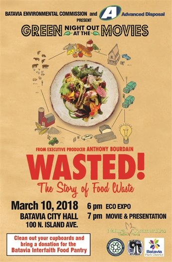 Wasted story of food waste movie