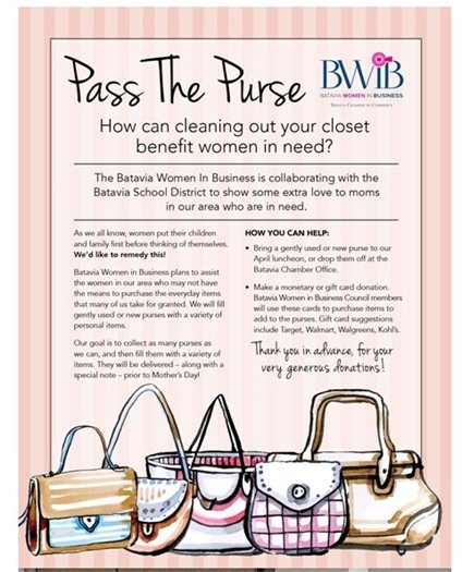 Pass the Purse