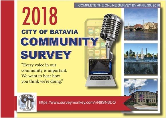 Community sruvey
