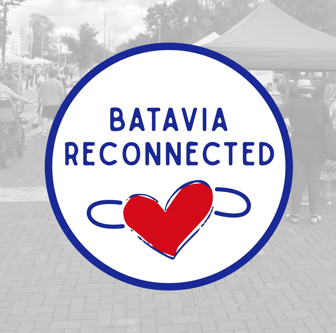 Batavia Reconnected Website Icon
