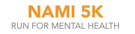 Nami 5K run for mental health logo