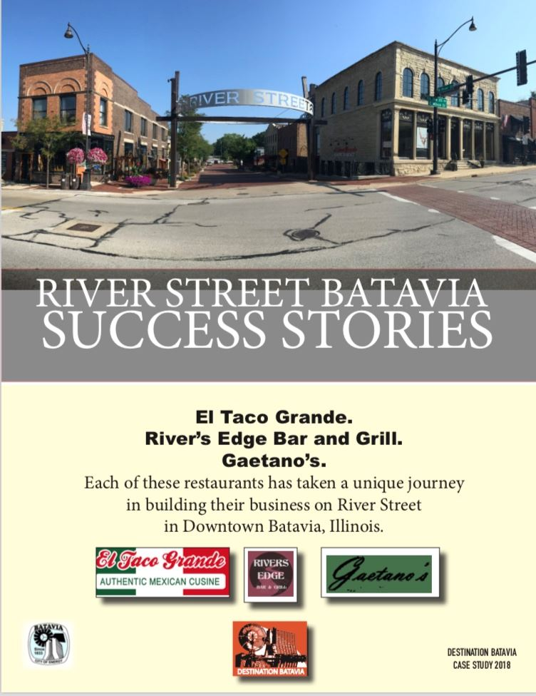 River Street Case Studies ERG