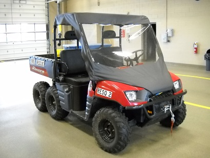 Polaris Ranger Emergency Vehicle